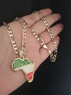 Gold Filled Chain with Pendant for Sale in Las Vegas, NV