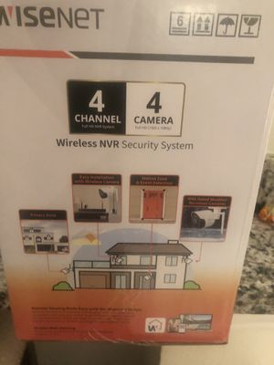 Wireless security camera for Sale in Tampa, FL
