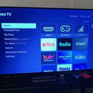 50inch Roku Tv for Sale in Cleveland, OH