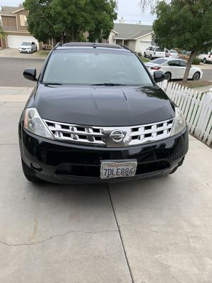2005 Nissan Murano for Sale in Ceres, CA