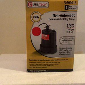 Utility Pump for Sale in Leesburg, VA