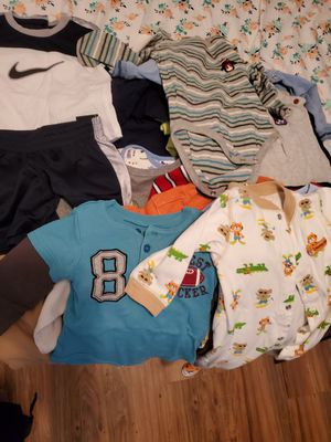 Baby clothes 6-9 months GREAT condition!!!! for Sale in Moriarty, NM