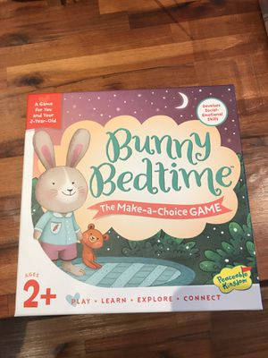 Kids bedtime board game for Sale in Snohomish, WA