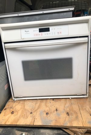 4 Whirlpool appliances for sale for Sale in Dallas, TX