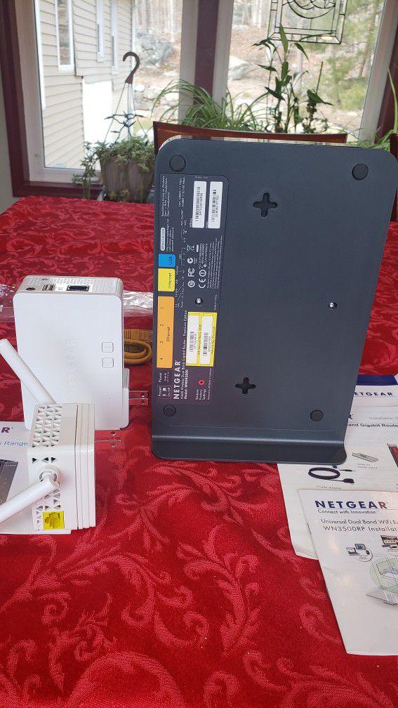 NETGEAR N600 DUAL BAND ROUTER PLUS