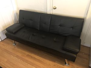 Small Futon Couch for Sale in Portland, OR