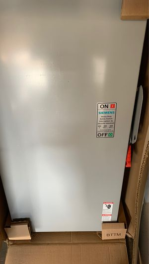400 amps 600 volts disconnect for Sale in South Gate, CA