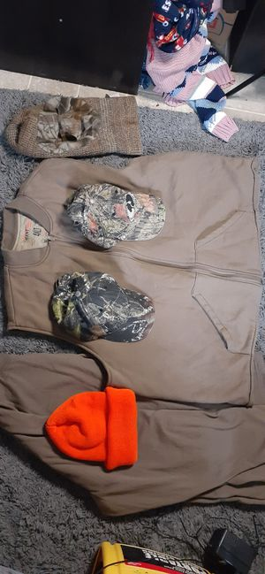 Mens hunting clothes and hats size 4xl shipping available with offerup for Sale in Lancaster, PA
