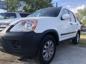 Honda CRV for Sale in San Antonio, TX