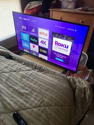 50 inch smart tv for Sale in Louisa, VA