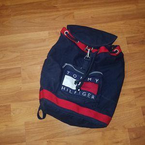 Vintage Tommy Hilfiger backpack for Sale in San Jose, CA