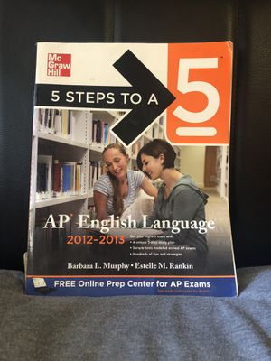 AP Exam Prep Books for Sale in Campbell, CA