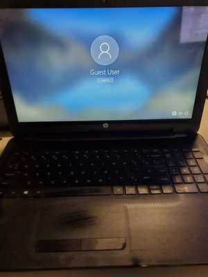 Touchscreen hp laptop for Sale in San Antonio, TX