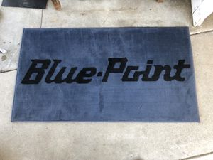 Blue-Point by Snap-On tools Rug for Sale in Tulare, CA