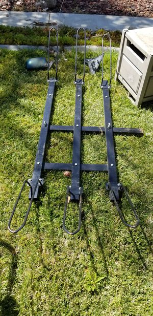 Trailer bike rack (no hardware) for Sale in Tracy, CA