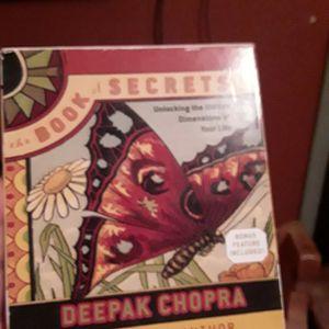 Book Of Secrets CD 3 Of Them for Sale in Oldsmar, FL