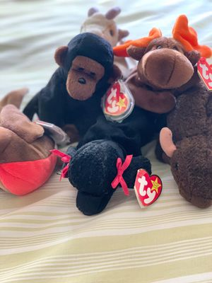 TY Beanie Baby Original for Sale in San Antonio, TX