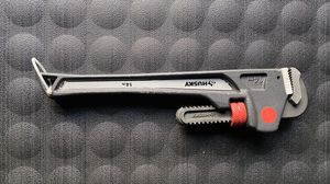 Husky 14 in. Heavy-Duty Pipe Wrench for Sale in Redlands, CA