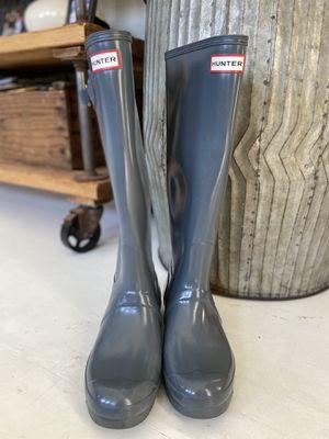 Hunter Tall Rain Boots Women Size 9 for Sale in Coronado, CA