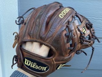 """Wilson A2000 11.5"""" Baseball Glove Model DP15 Pedroia Fit for Sale in Kenmore,  WA"""