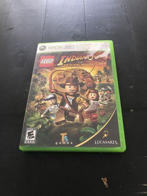 Indiana Jones LEGO Xbox 360 game for Sale in Leavenworth, WA