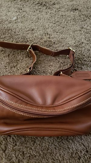COACH LEATHER VINTAGE. NEW NO TAGS. FIRM ON PRICE WILL NOT REPLY TO LOWER OFFERS for Sale in San Diego, CA