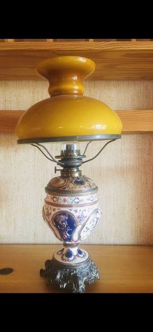 Italian oil lamp for Sale in Lake Oswego, OR