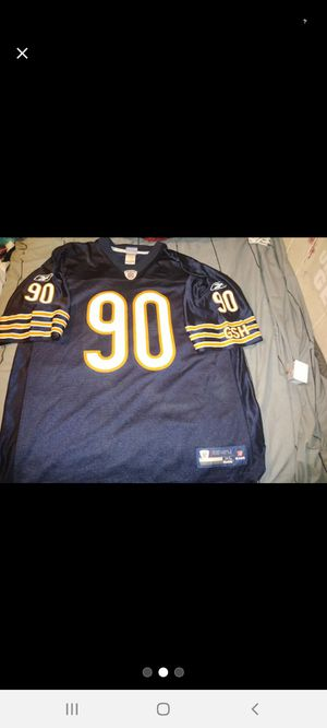 Julius Peppers Chicago Bears Jersey sz XL for Sale in Atlanta, GA