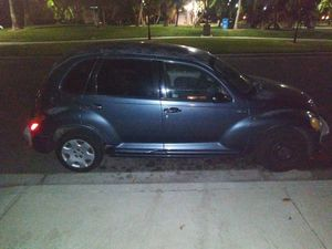 2002 PT CRUISER MANUAL 5 SPEAD FOR $1500 for Sale in Fontana, CA