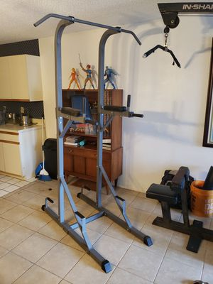 Mark fitness power tower for Sale in Winter Haven, FL