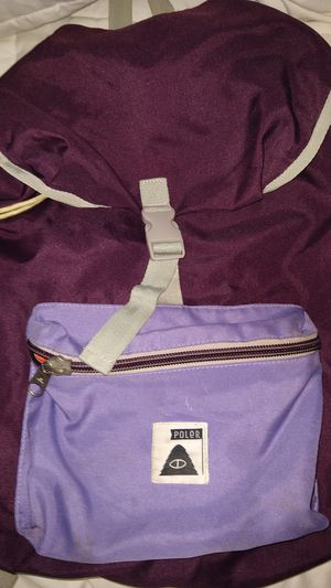 Poler Brand Backpack for Sale in Holden, MA