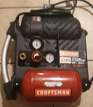Craftsman 1.2 gallon air compressor for Sale in Clemson, SC