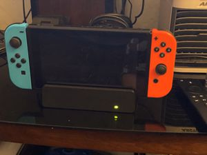 Nintendo switch wired controller 2 games for Sale in Modesto, CA