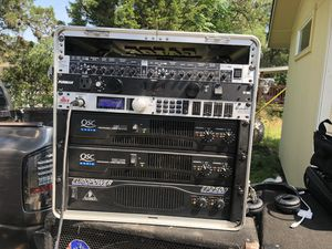 Complete audio system for band or DJ for Sale in Cedar Park, TX