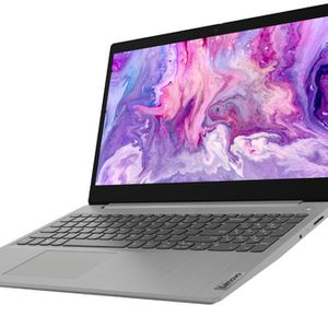 """Lenovo - IdeaPad 3 15"""" Touch Screen Laptop - Intel Core i5-1035G1 - 12GB Memory - 256GB SSD - Platinum Grey NEW SEALED for Sale in Miami, FL"""