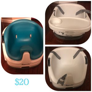 Ingenuity Baby Base 2-in-1 Booster Seat for Sale in Saint Charles, MO