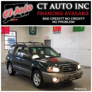 2004 Subaru Forester for Sale in Bridgeport, CT