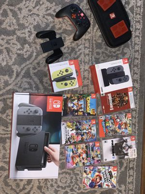 Nintendo switch bundle for Sale in San Diego, CA