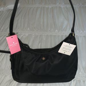 Black Medium Kate Spade Shoulder Bag for Sale in Anaheim, CA