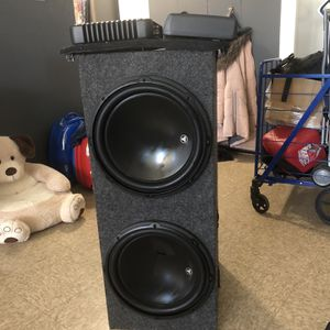 "12"" Subwoofers for Sale in The Bronx, NY"