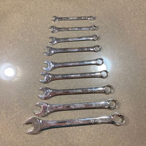 Set Of 9 Husky Wrench Set for Sale in San Diego, CA