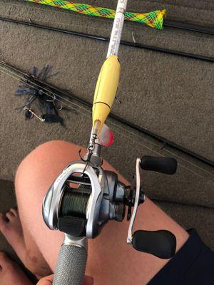 Fishing rod for Sale in Cumming, GA