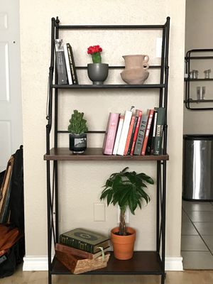 Metal Book Shelve for Sale in Dallas, TX