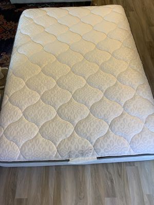 Double / Full Mattress & Box Spring for Sale in Portland, OR