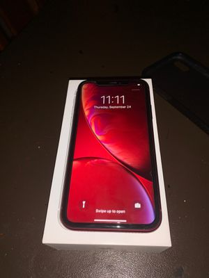 Iphone XR for Sale in Hammond, IN