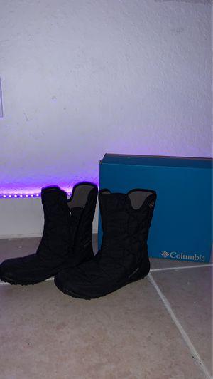 Columbia Black Snow Boots for Sale in Miami, FL