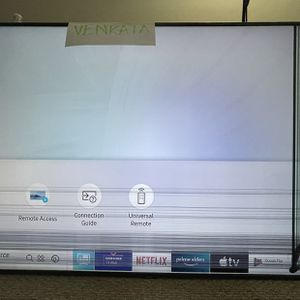 Samsung QLED 65 Inch 60R for Sale in Dublin, OH