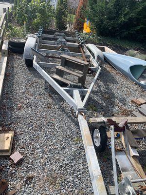 Boat trailer (broken) for Sale in Portsmouth, RI
