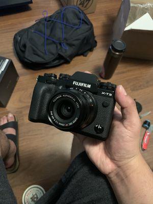 FujiFilm XT3 for Sale in San Jose, CA
