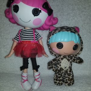 Lalaloopsy dolls, $25 for Sale in Sacramento, CA